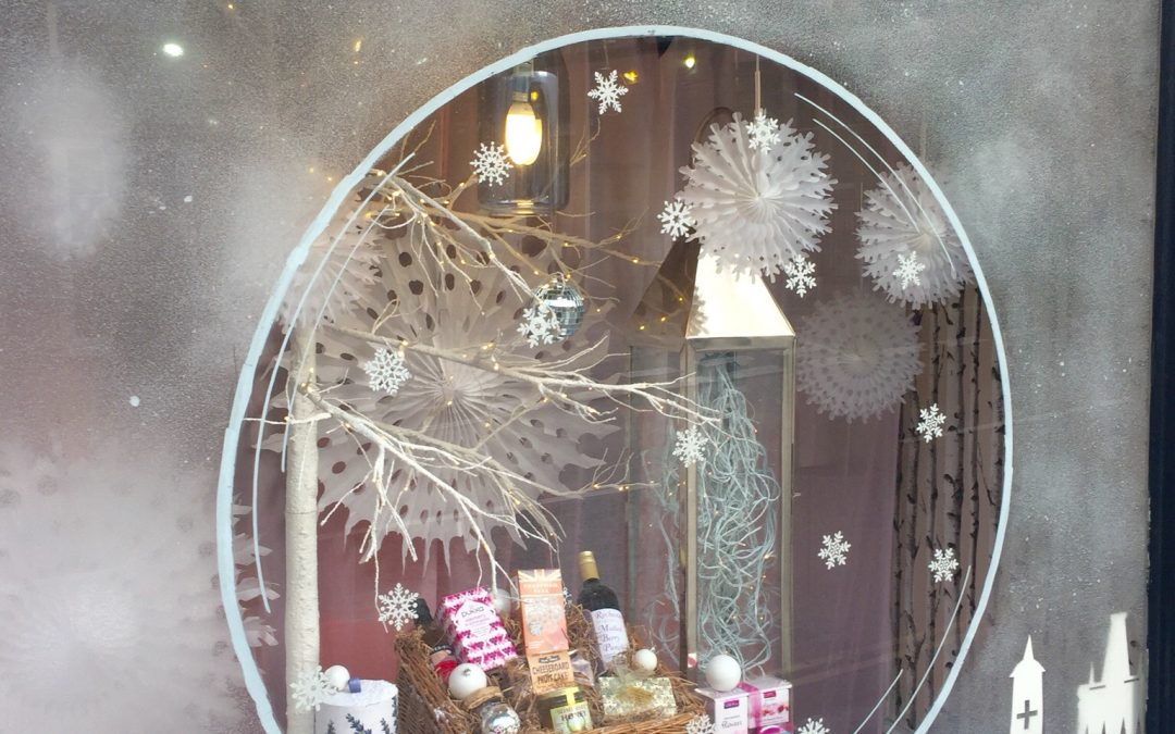 The Langport Stores makes national shortlist for best window displays in the country