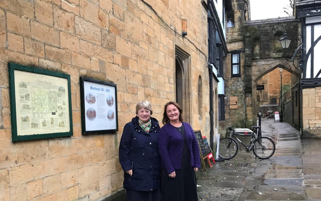 Funding awarded for Discovering Sherborne initiative